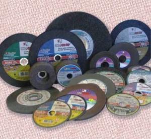 На фото - типы абразивных шлифовальных кругов, anvictory.org