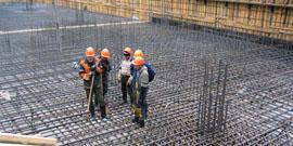 Вязка арматуры для фундамента – укрепляем основание