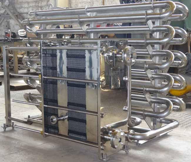 Список производителей теплообменников пластинчатые теплообменники технические характеристики