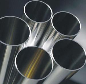 На фото - тонкостенные трубы из нержавеющей стали, orisgroup.ru