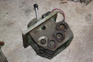 Фото коробки скоростей фрезерного станка 675П, resultt.ru