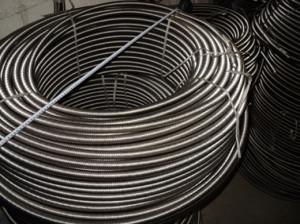 Фото изготовления гофрированных труб из нержавеющей стали, alinter.ru