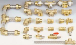 Фото фитингов для соединения гофрированных труб из стали, k-strategia.ru