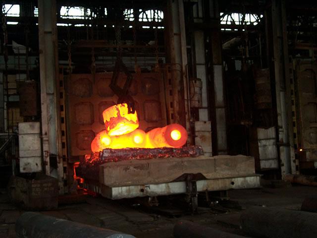 горячей объемной штамповки