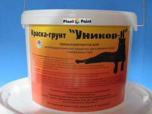 Фото антикоррозийной краски-грунта для оцинковки, kraska.all.biz