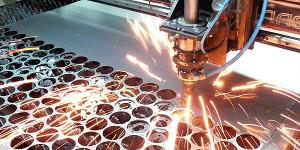 Лазерная резка алюминия – эффективная и очень экономная фото