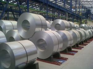 Фото рулонов оцинкованной стали, biznes-portal.com