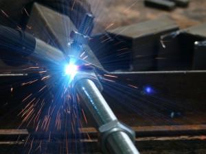 Фото контактной сварки металла, my-company.com.ua