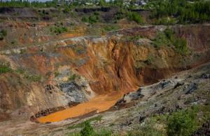 Медная руда – что она собой представляет и где встречается фото