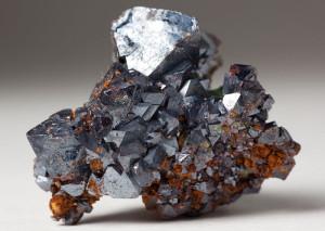 Редкие вторичные минералы меди – краткий обзор