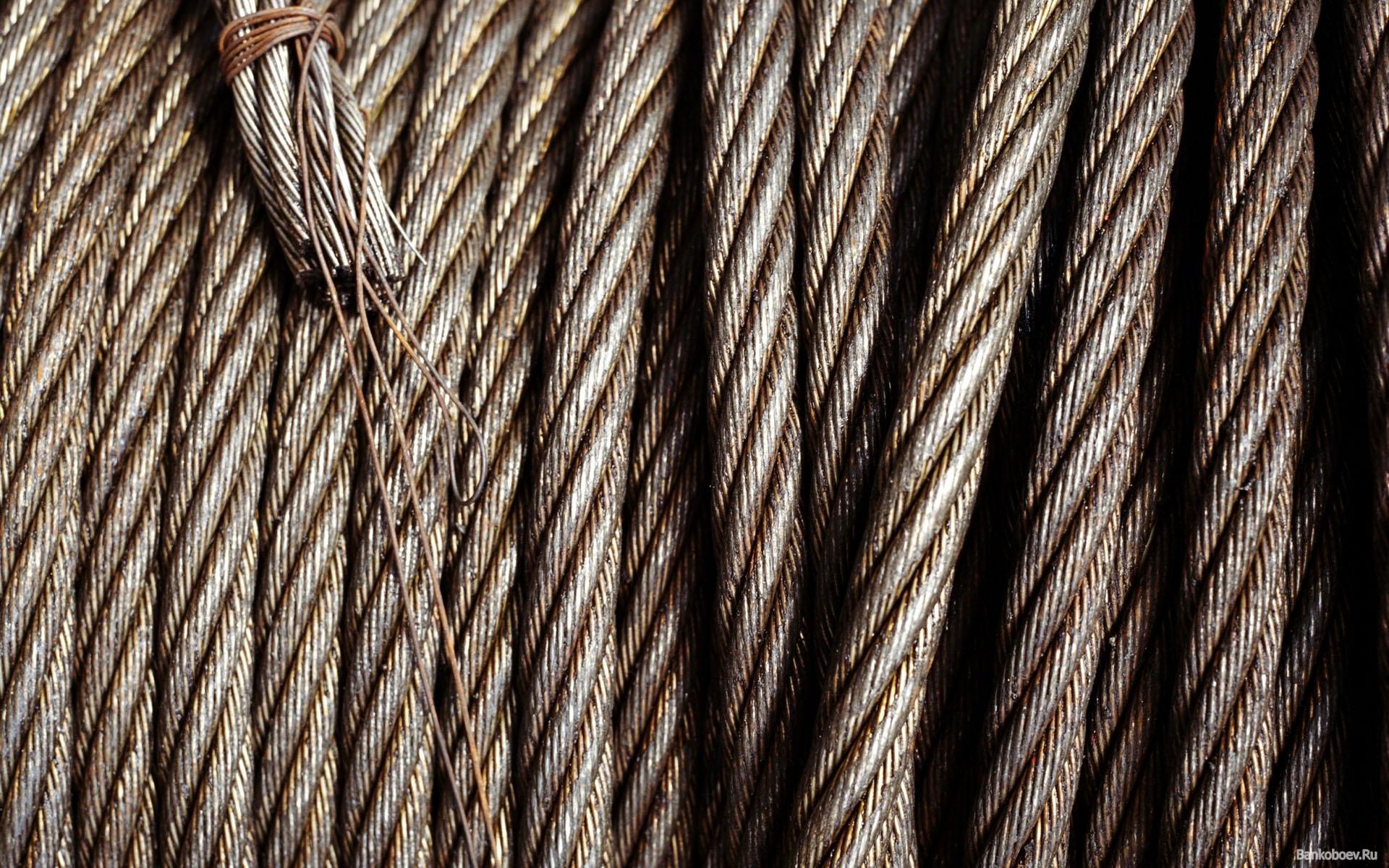 схема плетения каната