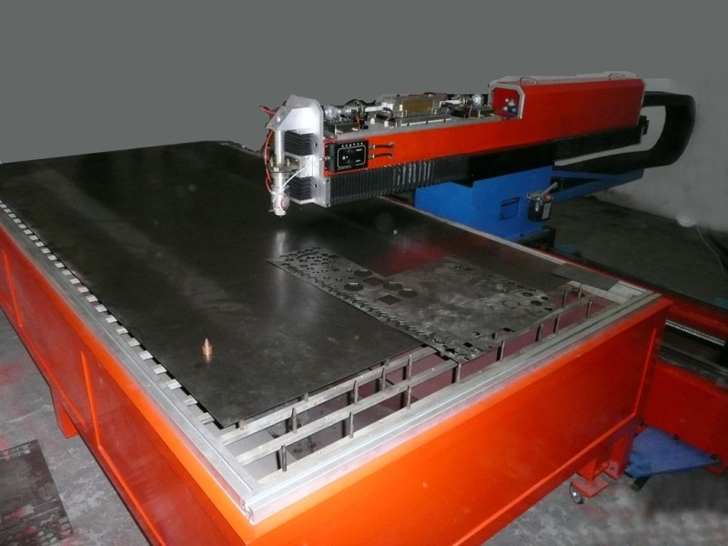 руководство пользования станком твердотельным лазерной резки - фото 3