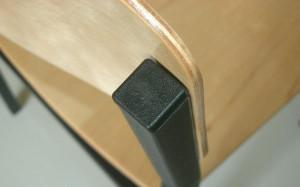 Фото пластиковой заглушки для труб стула, altima.ua