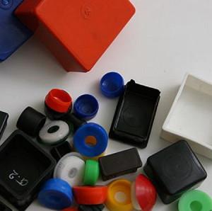 На фото - заглушки пластмассовые для труб, avito.ru