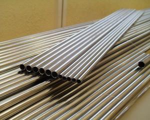Фото холоднокатаных бесшовных нержавеющих труб, chmz.net