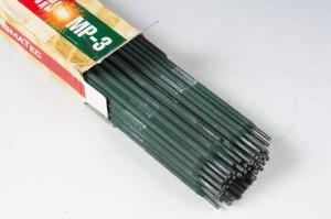 Фото сварочных электродов с порошкообразным покрытием, продажи.kz