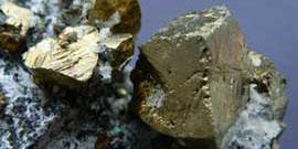 Халькопирит – минерал с высокими практичными и декоративными свойствами