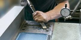 Шабрение металла – сверхтонкое выравнивание заготовок
