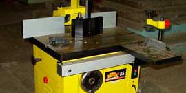 «Корвет 85» – деревообрабатывающий станок для домашних умельцев