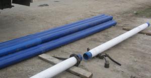 Фото обсадной трубы для скважин, profpolymer.ho.ua
