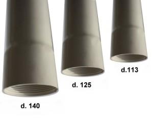 На фото - выбор диаметра обсадной трубы для скважины, burenie.by