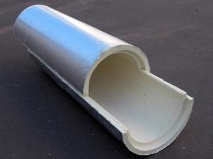 Фото пенополиуретана для утепления трубных изделий, pro-uteplenie.ru