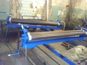 Фото ручных вальцов для обработки труб, stanbox.ru