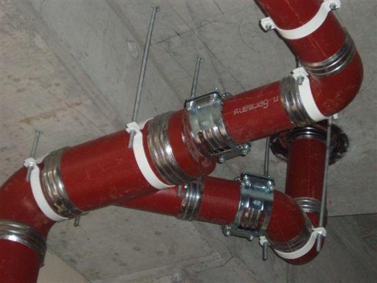 Трубы чугунные канализационные гост 6942–98 и гост 9583–75.