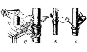 Как правильно соединять трубы из чугуна? фото