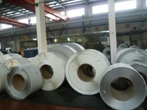 Фото немагнитной аустенитной стали, russian.coldrolled-steelcoil.com