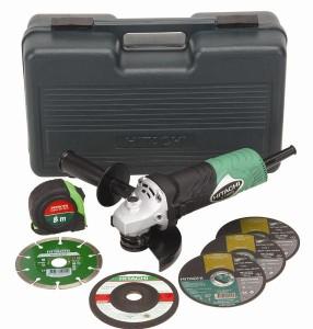 На фото - набор кругов для Hitachi G13SR3, hitachi-powertools.com.au