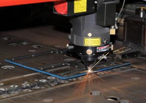 Технология лазерной резки и свойства луча