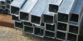 Профильная оцинкованная труба – зачем нужны некруглые формы?