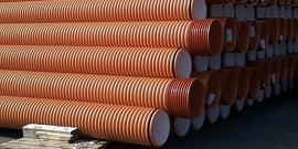 Трубы канализационные для наружной канализации – все виды