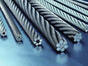 Фото канатов из металла различных типов, poremontu.ru