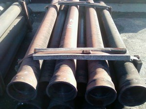 Фото труб из чугуна для внешней канализации, strmnt.com