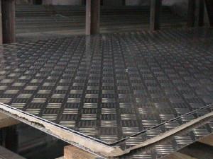 Характеристики стального рифленого листа 5 мм