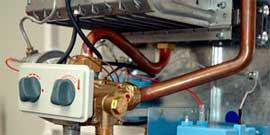 Газовая арматура – разнообразные устройства для газового снабжения