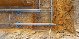 Нахлест арматуры при вязке – СНиП и их основные требования