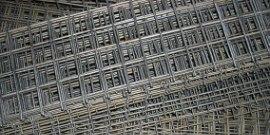Производство кладочной сетки – как создается такой элемент укрепления?
