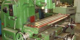 6М12П – особенности консольно-фрезерного станка