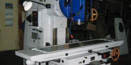 ВМ127М – станок, который просто использовать и ремонтировать