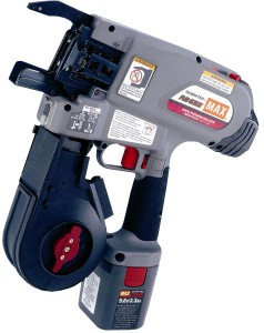 На фото - вязальный пистолет для арматуры, tehnofond.ru