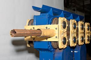 Фото прокатного станка для производства профильных труб, kantar-ts.ru