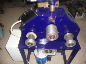 Фото прокатного станка для вальцевания труб с электроприводом, tver.all.biz