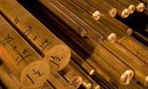 Фото проверки бронзовых прутков, board.com.ua