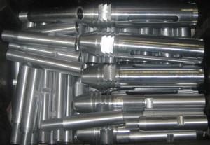 Фото электрохимического хромирования деталей из стали, progrspb.ru