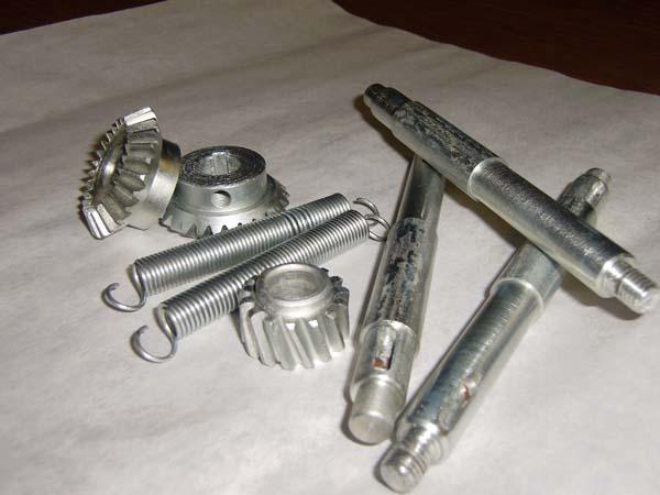 Реставрация металлических изделий в домашних условиях