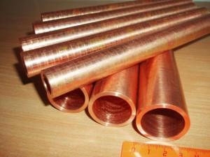 Фото различных медных труб для отопления, kogda-remont.ru