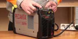 Ресанта САИ-250ПН – надежный сварочный инвертор